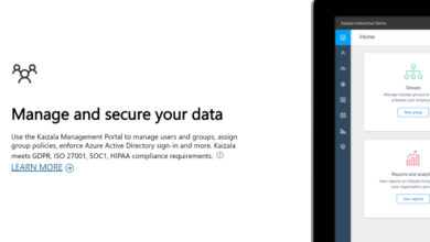 Microsoft Kaizala wird weltweit eingeführt und wird in Teams integriert.